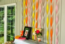 Party Decor / by Bunny Plummer