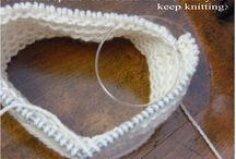 knitting projects / by Christie Edwards McMahan
