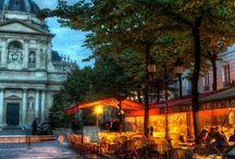 Parisian Chic / by Sarah Tillery