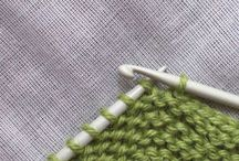 Knitting and Crochet How-To / by Living Crafts Editor