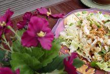 salads / by Kathy Robinson Zahn