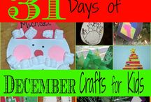 Holiday Kid Crafts / by Nicole Newton