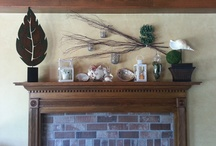 Mantels and More Mantels... / by Trina McReynolds
