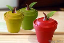 Terra Cotta Pots - Be Creative / by Debbie How