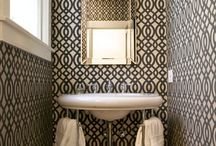 bathroom / by Rebekah Allebach