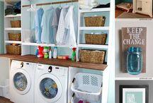 Home - Laundry Area / by Rosa Balzamo