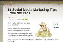 Social Media/ Marketing / by Heather Brownley