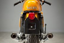 motorcycles and cars / by Dan Hoyt