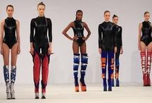 Northampton University Graduate Fashion Week / by Ngoni Chikwenengere