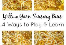Sensory Table / by Marsha Bean
