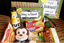 Care Package Ideas!! / by Robin Miller Cresci