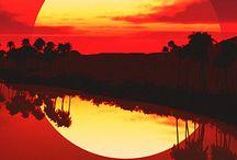 Sunset & Sunrise / by Helen Camacho M.