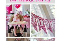 Birthdays  / by Amanda Townsell