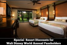 Walt Disney World Annual Passholder Discounts / Discounts available to Walt Disney World Annual Passholders #WDW  #AP  #disneydiscount #disneytravel / by The Magic For Less Travel - Specializing in Disney and Universal Vacations