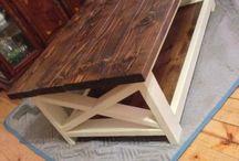 furniture I will create! / by Joellen Mars