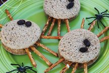 Kid food ideas / by Rebecca Nelson