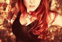 Red hair / by Lauren Linck