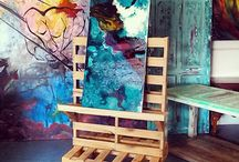 future art studio / by Crystal Harper
