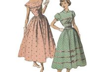 vintage patterns / by Marianne Temming