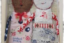 Textile Art <3 / by Linda Murphy Luna