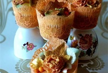 Cupcakes / by Crystal Gramm