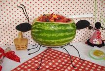 Summer Party/Food Ideas / by Teralyn Byrd