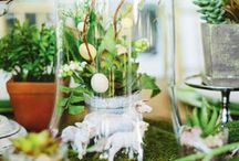 Easter Decor / by Sibcy Cline Realtors