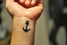 Tattoos  / by Jessica Vasapoli
