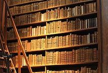 I Love Books and Home Libraries / by Cheryl Browne