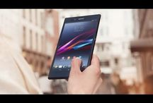 Xperia™ Z Ultra / The new Xperia™ Z Ultra: The world's slimmest and largest Full HD smartphone display* / by Sony Xperia