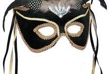 Masks / by Molteno. Bespoke Couture