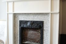 Fireplace / by lifebeginsatthirty