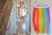 party | care bear birthday / by Donna Caruthers