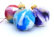 Christmas Balls / by Creations by JDB