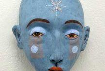 Masks / by Lori Kindler