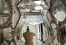 Mirror mirror on the wall  / by Gina Hawkins