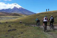 Vuelta al Cotopaxi / Una carrera Impresionante alrededor de un Volcan/An amazing race, around a volcano / by ✈Visit Ecuador and its Galapagos Islands