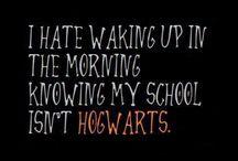 Harry Potter / by Faith Pahoundis