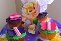 Pixie Hollow Party / Idea's for Susie's 4th bday party / by Amy Sheaves