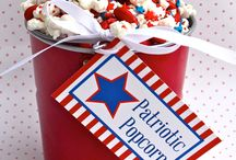 Fourth Of July Ideas / by Kimberly Palmer