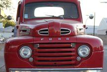 Trucks baby!!  / by Kristen Mize