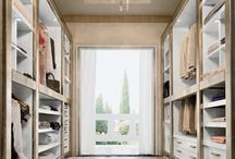 CLOSETS/DRESSING ROOMS / by Jay Jeffers