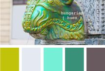 Colours / by Mary Jo Larson