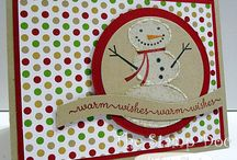 Cards - * Holiday Mini 2013 / by Trisha Klowak