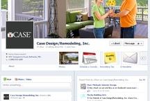 Social Media / by Case Design/Remodeling, Inc.