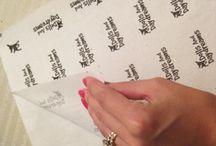 Sewing Tips / by Gloria Bunn