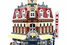 Lego! / by Sally Richards