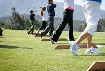 Academies of Golf & Tennis / by Ojai Resort