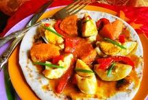 Recipe's  / by Daisy van Bogaert