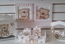for baby / by Plaza d'Art
